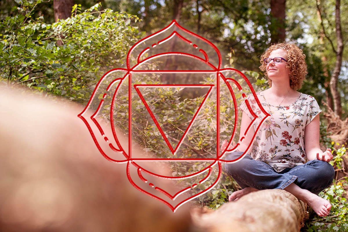 Wortelchakra - Je verbinding met de aarde